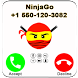 Call From LE'GO Ninja Go