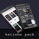 Betinho™ Pack by Betinho