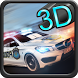 Police 3D Runner by Area Games