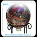 Modern Garden Gazing Ball by Orb Studio