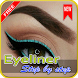 Eyeliner Step by step by RaziqDroid