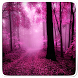 Pink Forest Live Wallpaper by Art LWP