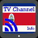 TV Costa Rica Info Channel by Recommended TV Channel Information