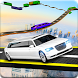 Limousine Impossible Sky Track Simulation by Free Games Arcade