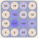 5120 : The Tile-5 2048 Game by Mabbu9