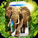 Elephant in Phone Prank by Prankdesk