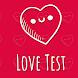 Love Test Calculator Real