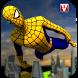 Super Spider Flying Hero by Viking Studio