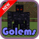 Golems mods for mcpe by swanware