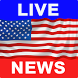 LiveNewsUs: World News Stream by Webscare Apps