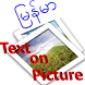 Myanmar text on picture by cyberadventure