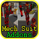 Mech Suit Addon for MCPE ♕ by Revolution007