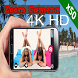 zoom camera 4K HD by US.app