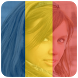 Romania Flag Profile Picture by GePro