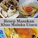 Resep Masakan Khas MalukuUtara by Mukhajad Media
