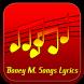 Boney M. Songs Lyrics by Narfiyan Studio