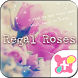 Flower Wallpaper Regal Roses by +HOME by Ateam