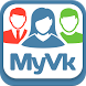MyVk Гости и Друзья Вконтакте by 7baRu Developers