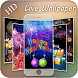 Happy New Year Slideshow Live Wallpaper 2017 by Thug Life Apps