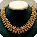 Gold Necklace Set Designs (New Jewellery Patterns) by Krupal Viramgama 1996