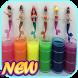 PomPom ToySlime Video by Mami Syantick