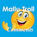 Malayalam Troll&Photo Comments by emiratesdxb