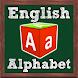 English Alphabet by Fedmich