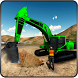 Heavy Sand Excavator City Construction Simulator by Game Scapes Inc