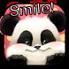 Love Cute Panda Keyboard Theme by Enjoy the free theme