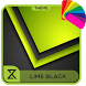 Theme XPERIEN™ - Lime black by Theme serj dev