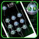 Alien Robot by CheetahMobile AppLock Theme