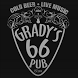 Grady's 66 Pub by Peter Bailey