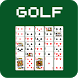 GOLF SOLITAIRE by COLLISION BALL