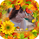 Autumn Photo Frames by Photo Frames Studio