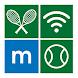 Microframe Tennis Score Board