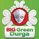 Big Green Durga
