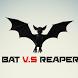 Bat Vs Reaper by Suarrez