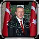 Recep Tayyip Erdoğan Kilit Ekranı by RolleApps