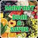 Manfaat Buah & Sayur by Thirteen Studio
