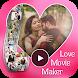 Valentine Photo Video Maker : Love Movie Maker by Frame Factory Studio