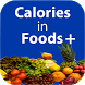 Calories in Foods + by Kennedy Ehimare