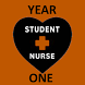 Nursing Student Year 1 Deluxe by Especially For Nurses