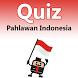 Quiz Pahlawan Indonesia by Balai TIK Diknas Sulut