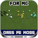 Ores PE Mods For MC by SweetAPPS