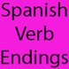 Spanish Verb Ending Practice by Antwone Dragonball Walters