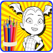 Coloriages For vampirina Go by Gaming pro
