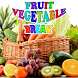 Fruit Vegetable Break 3D Games by thaleia samantha