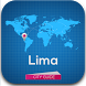 Lima Tourist Guide Map Hotels by Free Travel & Tourist Guides