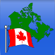 Canada Provinces Géo Mémoire by Fun Studyo, Inc.