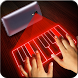 Hologram Piano Simulator by GemGames